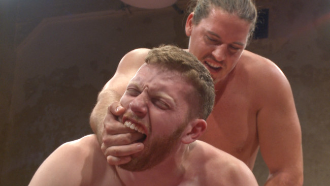 Naked Kombat - Cass Bolton - Kip Johnson - Kip Johnson vs Cass Bolton #13