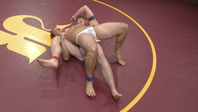 Naked Kombat - Cass Bolton - Kip Johnson - Kip Johnson vs Cass Bolton #14