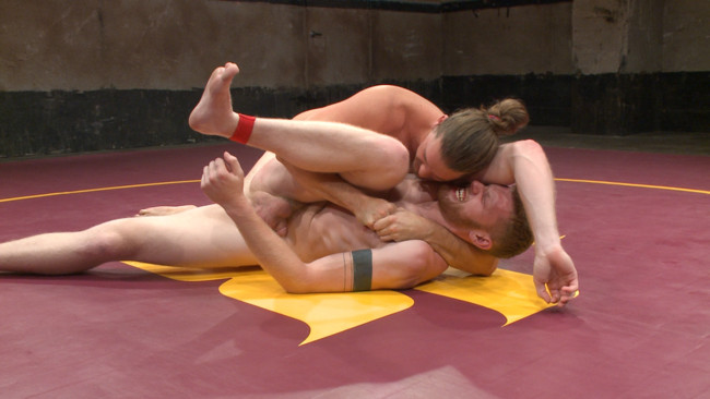Naked Kombat - Cass Bolton - Kip Johnson - Kip Johnson vs Cass Bolton #8