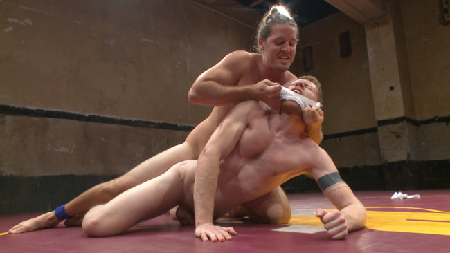 Naked Kombat - Cass Bolton - Kip Johnson - Kip Johnson vs Cass Bolton #10