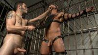 Arrogant-Cop-Tormented-by-His-Prisoner