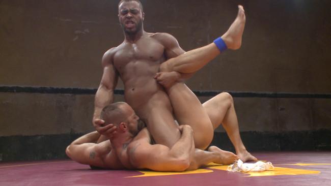 Naked Kombat - Micah Brandt - Jessie Colter - Jessie Colter vs Micah Brandt - Loser gets showered in piss! #2