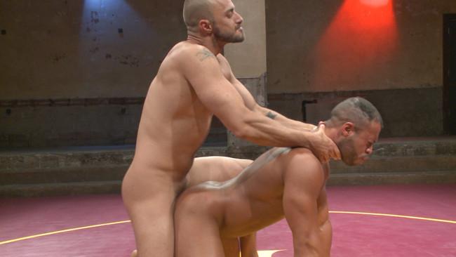 Naked Kombat - Micah Brandt - Jessie Colter - Jessie Colter vs Micah Brandt - Loser gets showered in piss! #11
