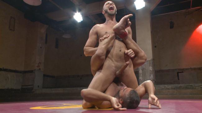 Naked Kombat - Micah Brandt - Jessie Colter - Jessie Colter vs Micah Brandt - Loser gets showered in piss! #3