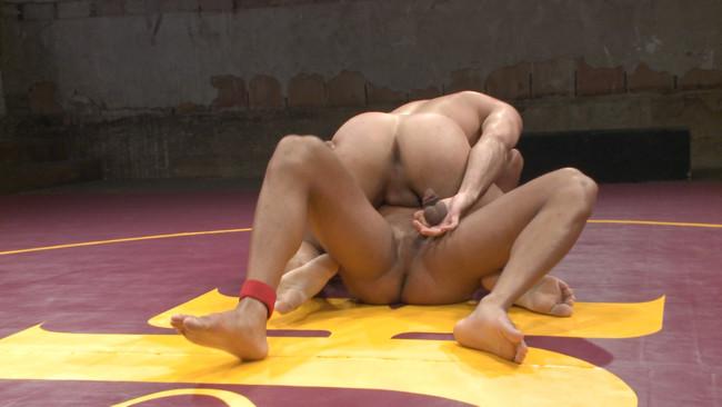 Naked Kombat - Micah Brandt - Jessie Colter - Jessie Colter vs Micah Brandt - Loser gets showered in piss! #5