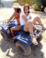 Sandra Romain and Annie Cruz decide to go Cunt Hunting.