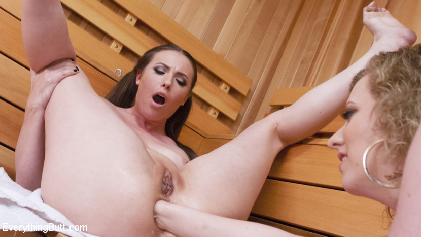 Holly Hanna Anal Fisting