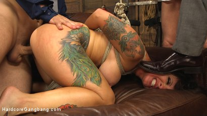 Office whore begs to have her sewer holes filled with huge hard cock!