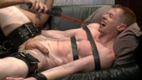 Bound-missionary-gets-split-wide-open-with-double-fisting-and-sounding