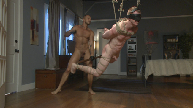 Bound Gods - Jessie Colter - Jack Redmond - Bound missionary gets split wide open with double fisting & sounding #13