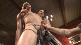 Edged-so-intensely-that-this-tall-stud-shoots-twice