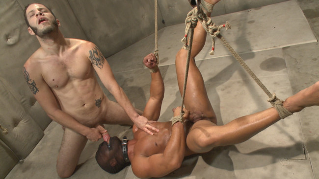 Bound Gods - Wolf Hudson - Micah Brandt - The Twisted Doctor's Punishment #4