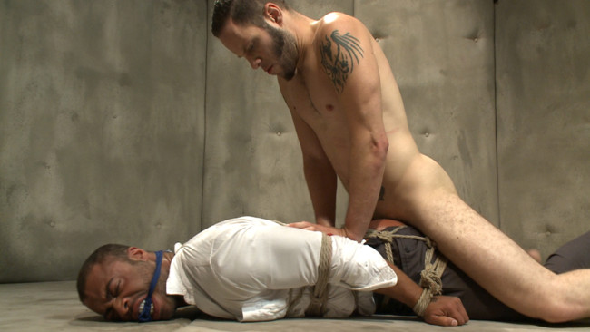 Bound Gods - Wolf Hudson - Micah Brandt - The Twisted Doctor's Punishment #8
