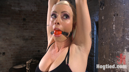 Lorelei Lee Submits in Brutal Bondage with Grueling Torment!!!