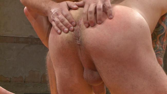 Naked Kombat - Dirk Caber - Hugh Hunter - Muscle Matchup - Dirk Caber vs Hugh Hunter #10