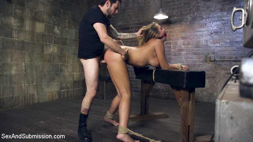 The Sexual Submission of Blair Williams with Tommy Pistol - Blair Williams