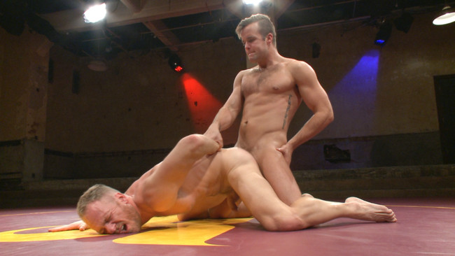 Naked Kombat - Connor Patricks - Chris Burke - Chris Burke vs. Connor Patricks #1