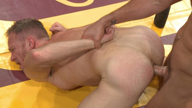 Naked Kombat - Connor Patricks - Chris Burke - Chris Burke vs. Connor Patricks #3