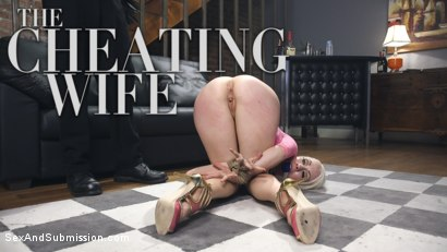When spoiled wife Lorelei Lee gets caught cheating she is sexually humiliated and anally punished by overbearing husband Mark Wood