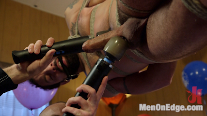 Ringing in the New Year with Relentless Edging & Ass to Mouth!