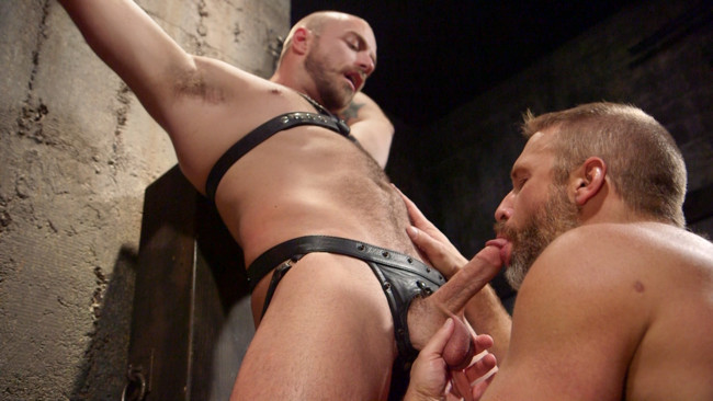 Bound Gods - Dirk Caber - Jessie Colter - Dirk Caber and Jessie Colter Share a Night of Pain and Pleasure #8