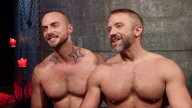 Bound Gods - Dirk Caber - Jessie Colter - Dirk Caber and Jessie Colter Share a Night of Pain and Pleasure #9