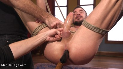 Dolf-Dietrich-Surrenders-His-8-Inch-Cock-for-Edging