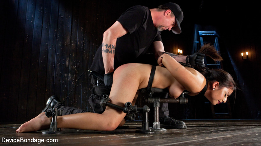 Degenerate domination. Fresh meat is always fun, especially when
