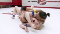 Once-a-rookie-Now-a-bully-Nikki-Darling-Destroys-her-Opponent