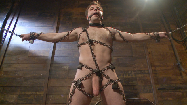 Bound Gods - Vinnie Stefano - Doug Acre - New Dom Pushes his Slave to the Limit #2