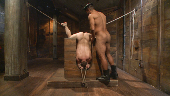 Bound Gods - Vinnie Stefano - Doug Acre - New Dom Pushes his Slave to the Limit #14