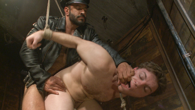 Bound Gods - Vinnie Stefano - Doug Acre - New Dom Pushes his Slave to the Limit #7