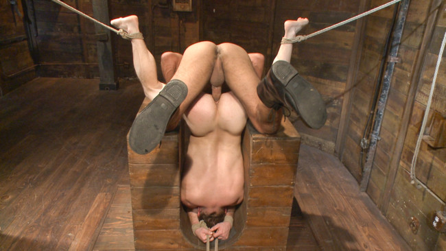 Bound Gods - Vinnie Stefano - Doug Acre - New Dom Pushes his Slave to the Limit #9