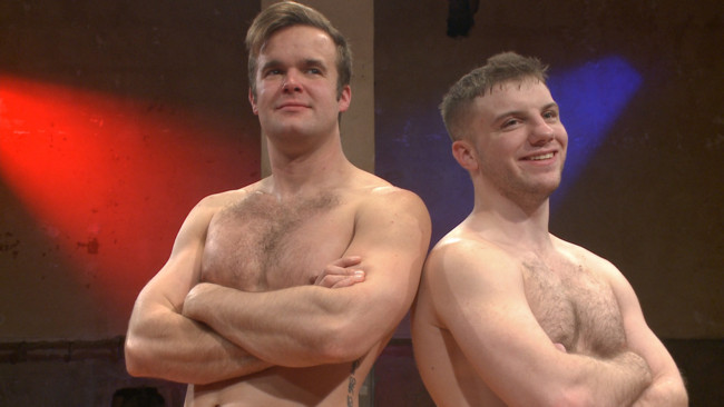 Naked Kombat - Connor Patricks - Doug Acre - Champ vs Champ: Connor Patricks takes on Doug Acre #5