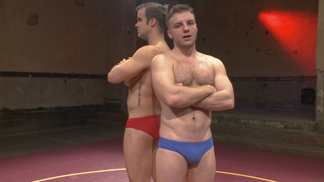 Naked Kombat - Connor Patricks - Doug Acre - Champ vs Champ: Connor Patricks takes on Doug Acre #7