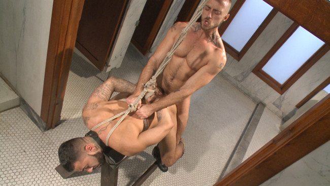 Bound Gods - Jessie Colter - Rikk York - Rude Businessman's Airport Bathroom Nightmare #8