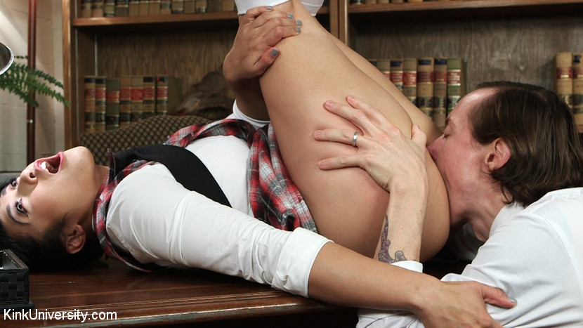 Anal worhship beyond spanking. Learn the titillating aspects of playing with your partner's bottom. Whether you're a Top or a bottom, this video show you how to worship the bottom through a variety of titillating touch, spanking, and even dildo techniques! See the way juicy flesh undulates after a smack, or the way naughty bits feel when theyre stimulated by the attention of a strong hand. Tina Horn combines playfulness with dominance to demonstrate positions, dominant communication, advanced spanking techniques, and more.
