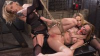 Maitresse-Madeline-and-Aiden-Starr-haze-domme-and-fuck-Mona-Wales