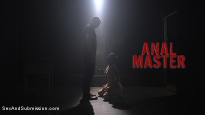 Rachael Madori submits her ass to her Master Mark Davis for rough anal sex, hardcore bondage, whips, gags and intense dominance and submission.