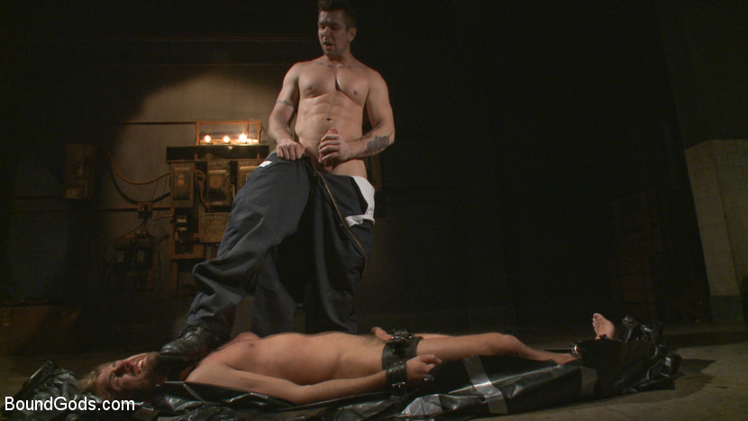 Gay Stud Bondage And Humiliation