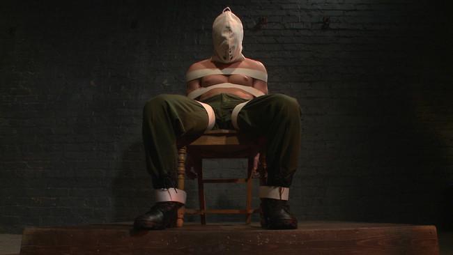 Bound Gods - Tommy Regan - Damien Michaels - Enhanced Interrogation: Detained Stud Faces a Horny, Sadistic Agent #9