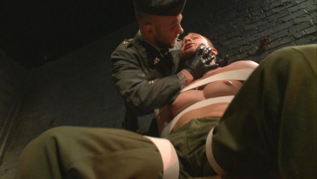 Bound Gods - Tommy Regan - Damien Michaels - Enhanced Interrogation: Detained Stud Faces a Horny, Sadistic Agent #2