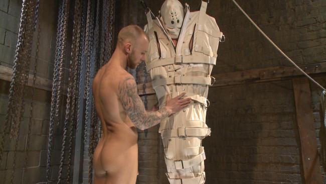 Bound Gods - Tommy Regan - Damien Michaels - Enhanced Interrogation: Detained Stud Faces a Horny, Sadistic Agent #5