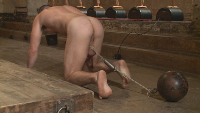 Bound Gods - Christian Wilde - Dylan Knight - Scotty Zee - Bound Gods Live: New House Slaves Tested by the Kink Olympics #6