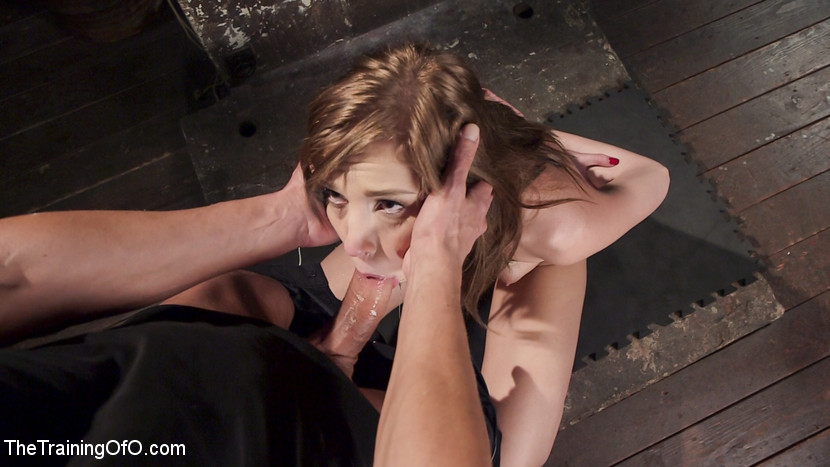 Dick and discipline slave training nubile molly manson. All