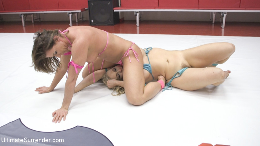 11 Angel Allwood gets cocky, thinks she can take Ariel X down