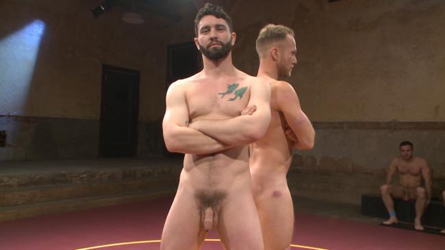 Naked Kombat - Jackson Fillmore - Chris Burke - Chris Burke Goes Balls to the Wall with Jackson Fillmore #1