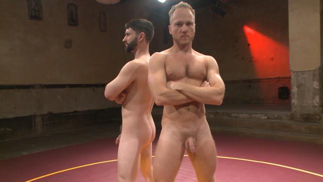 Naked Kombat - Jackson Fillmore - Chris Burke - Chris Burke Goes Balls to the Wall with Jackson Fillmore #2