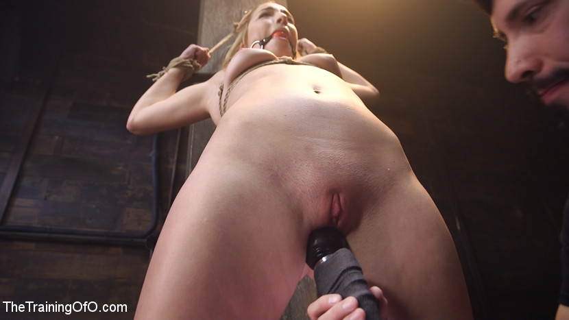 Training an servile squirting whore. Zoey Parker wants to be an servile whore for Tommy Pistol. Zoey submits her submissive, shaved cunt to her slave trainer and begs to learn at the tip of his massive dick.