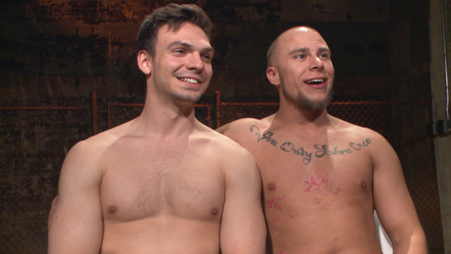 Bound Gods - Jason Maddox - Eli Hunter - New Dom - Strong, Silent with a Wicked Smile #1